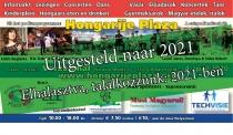 Hongarije Plaza naar 2021